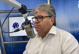 'Estou trabalhando para poder apresentar meu nome ao povo em 2022', afirma João Azevedo sobre reeleição – OUÇA