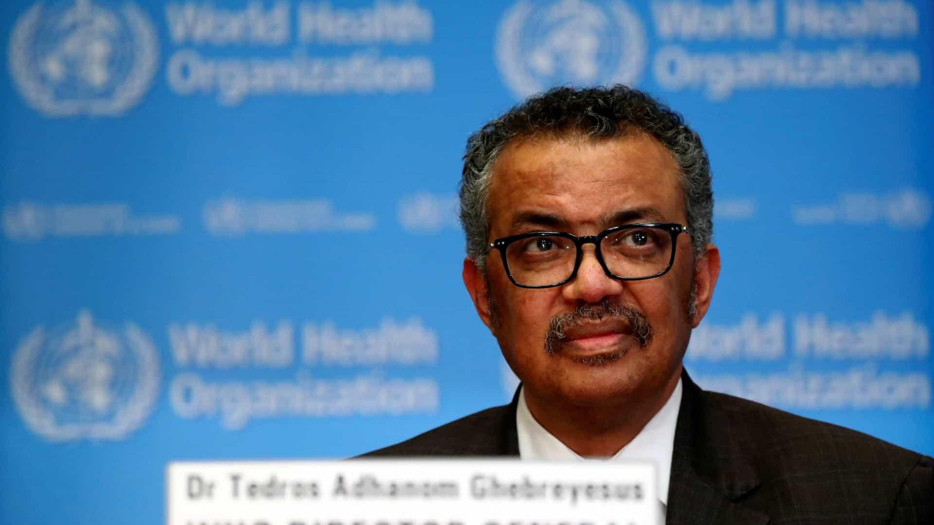 naom 5e98439bdf7ce - Para OMS, vários países estão indo na direção errada na pandemia