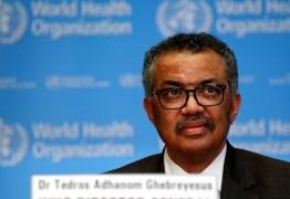 Para OMS, vários países estão indo na direção errada na pandemia