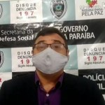 pc - Polícia prende fugitivo de Pernambuco que se passava por pedreiro na cidade de Queimadas