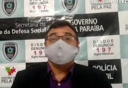 Polícia prende fugitivo de Pernambuco que se passava por pedreiro na cidade de Queimadas