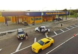 PRF encerra Operação Tamoio III causando prejuízos de mais de R$ 840 mil ao crime organizado na Paraíba