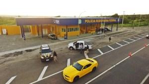 prf tamoio 300x169 - PRF encerra Operação Tamoio III causando prejuízos de mais de R$ 840 mil ao crime organizado na Paraíba