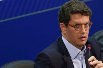 ricardo salles - Ministério Público Federal pede afastamento do cargo do ministro Ricardo Salles