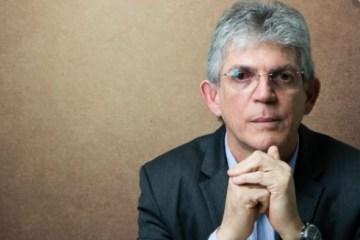 ricardo - COMANDAVA A ORCRIM: Ricardo Coutinho e esposa são investigados por fraudes no Lifesa da Paraíba