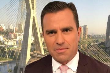 rodrigo bocardi - Rodrigo Bocardi é chamado de burro ao vivo por telespectador
