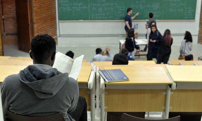 sala de aula - MEC diz que resultado do Sisu sairá amanhã
