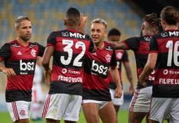 Flamengo bate recorde de audiência ao exibir partida do campeonato carioca na internet