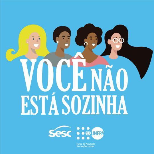 unnamed 2 - Sesc e Fundo de População das Nações Unidas firmam parceria para enfrentamento à violência de gênero