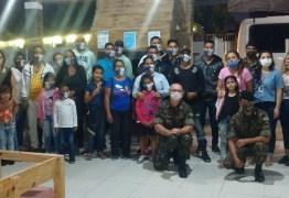 Pastoral do Migrante do Nordeste acolhe 28 refugiados venezuelanos no Conde