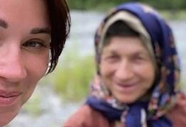 Influencer põe 'mulher mais solitária do mundo' sob risco de contrair coronavírus