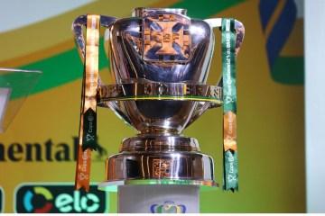 01 copa do brasil taca cbf - CBF anuncia novas datas de confrontos da 3ª fase da Copa do Brasil