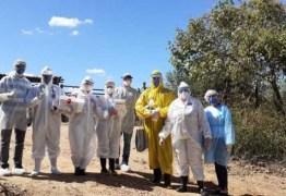 Coronavírus: São José de Piranhas realiza mutirão de testes rápidos em comunidades rurais