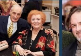 TRAGÉDIA: casados há 62 anos morrem de covid-19 no mesmo dia, 48 horas após o filho