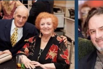 1158 - TRAGÉDIA: casados há 62 anos morrem de covid-19 no mesmo dia, 48 horas após o filho