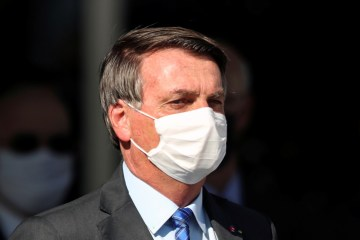 PESQUISA DATAFOLHA: Aprovação de Bolsonaro sobe em meio à pandemia
