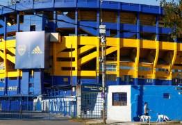 Equipes do futebol argentino voltam a treinos presenciais