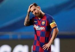 Jornalista crava que Messi quer sair do Barcelona o mais rápido possível