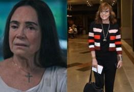 Regina Duarte pede ajuda a Glória Perez para voltar para Globo, diz colunista