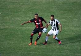 Vitória e Ceará fazem duelo nordestino pela Copa do Brasil