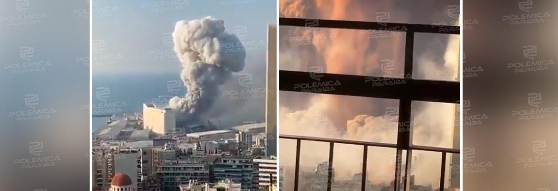 77cd6bf2 a59f 4311 95a6 bb9d70d3034d - Mais de 30 equipes da Cruz Vermelha foram acionadas para atenderem feridos de explosões do Líbano