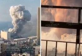 Mais de 30 equipes da Cruz Vermelha foram acionadas para atenderem feridos de explosões do Líbano