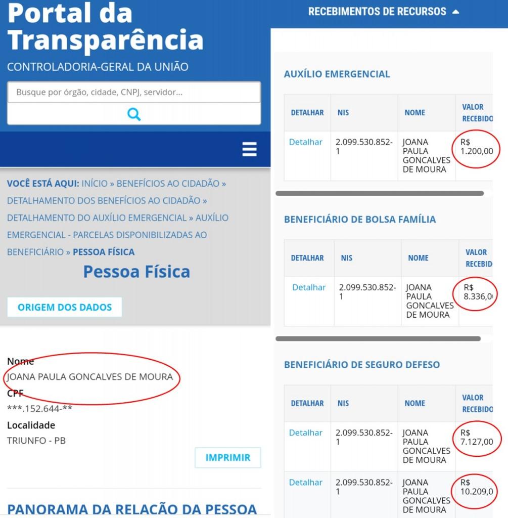 C - Candidato a prefeito de Triunfo estraria usando laranja para representar empresas de parentes e aliados em licitações no município
