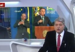 Bundão é o senhor, diz Datena ao vivo para Bolsonaro -VEJA VÍDEO