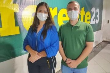 Em coletiva, Dr. Erico e Mirna destacam trajetória limpa, pregam união política e oficializam pré- candidatura à Prefeitura de Patos