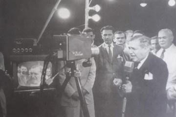 João Pessoa, a terceira cidade do Brasil a ver o sinal de televisão funcionando