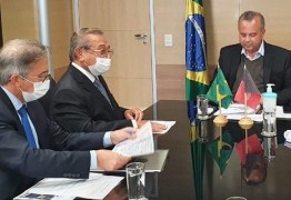 TRANSPOSIÇÃO: Ministro garante a Maranhão liberação de R$ 50 milhões para o Ramal de Piancó