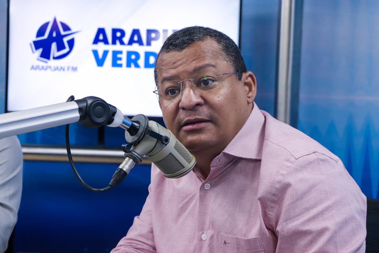 Nilvan Ferreira - 'AVANÇANDO BEM': Nilvan Ferreira confirma conversas para filiação ao PTB