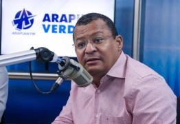 Nilvan Ferreira registra candidatura no TSE para disputar Prefeitura de João Pessoa