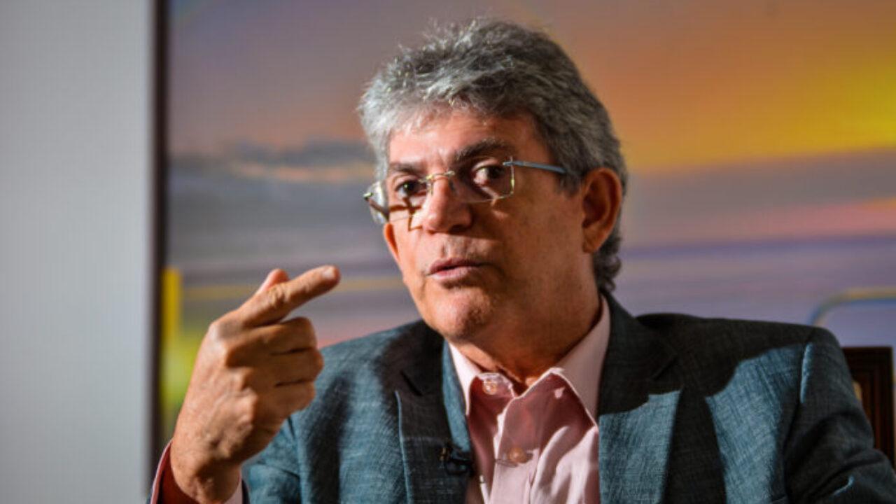Ricardo Coutinho 1280x720 1 - APOIO DO PT: Ricardo diz que Giucélia e Frei Anastácio defenderam candidatura dele na Capital