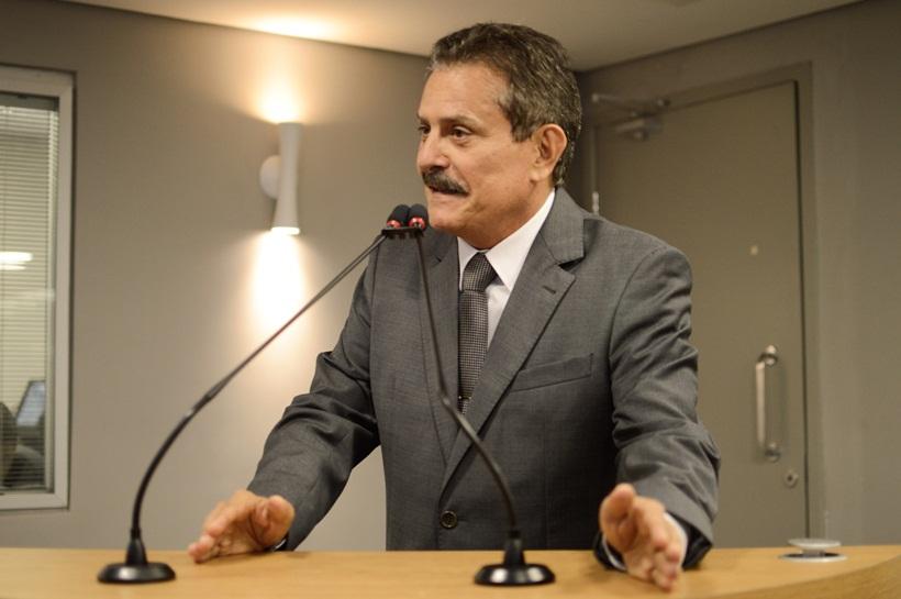 """Tião Gomes foto divulgação alpb - Tião Gomes sobre fim do G11: """"nosso bloco agora é João Azevêdo"""""""