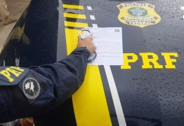 Foragido da justiça é preso pela PRF em Bayeux