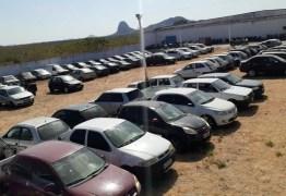 PRF realizará leilão virtual de veículos apreendidos no sertão paraibano