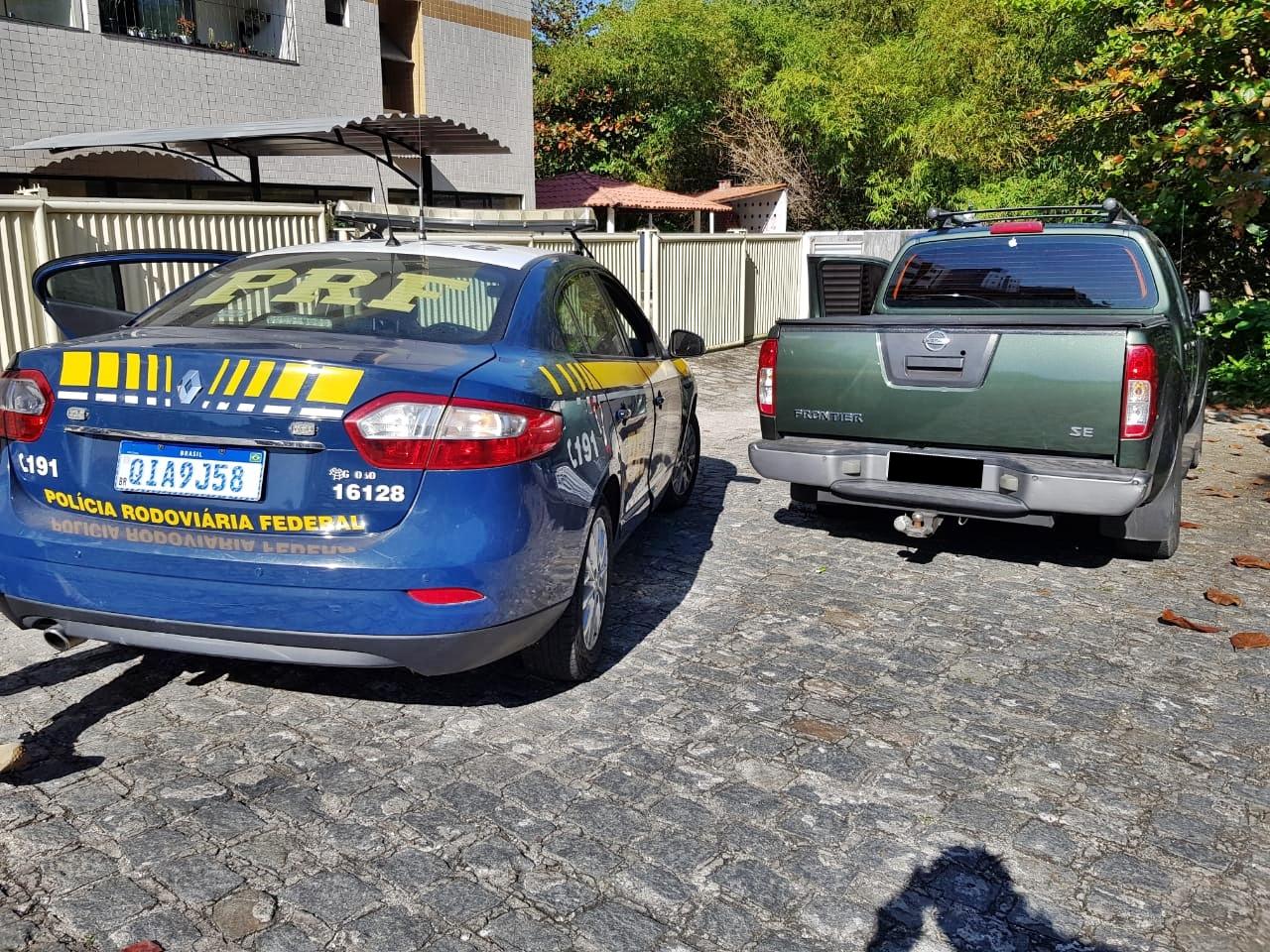 WhatsApp Image 2020 08 24 at 15.09.47 - PRF prende motorista embriagado e não habilitado após fuga e acidente de trânsito em João Pessoa