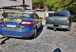 PRF prende motorista embriagado e não habilitado após fuga e acidente de trânsito em João Pessoa