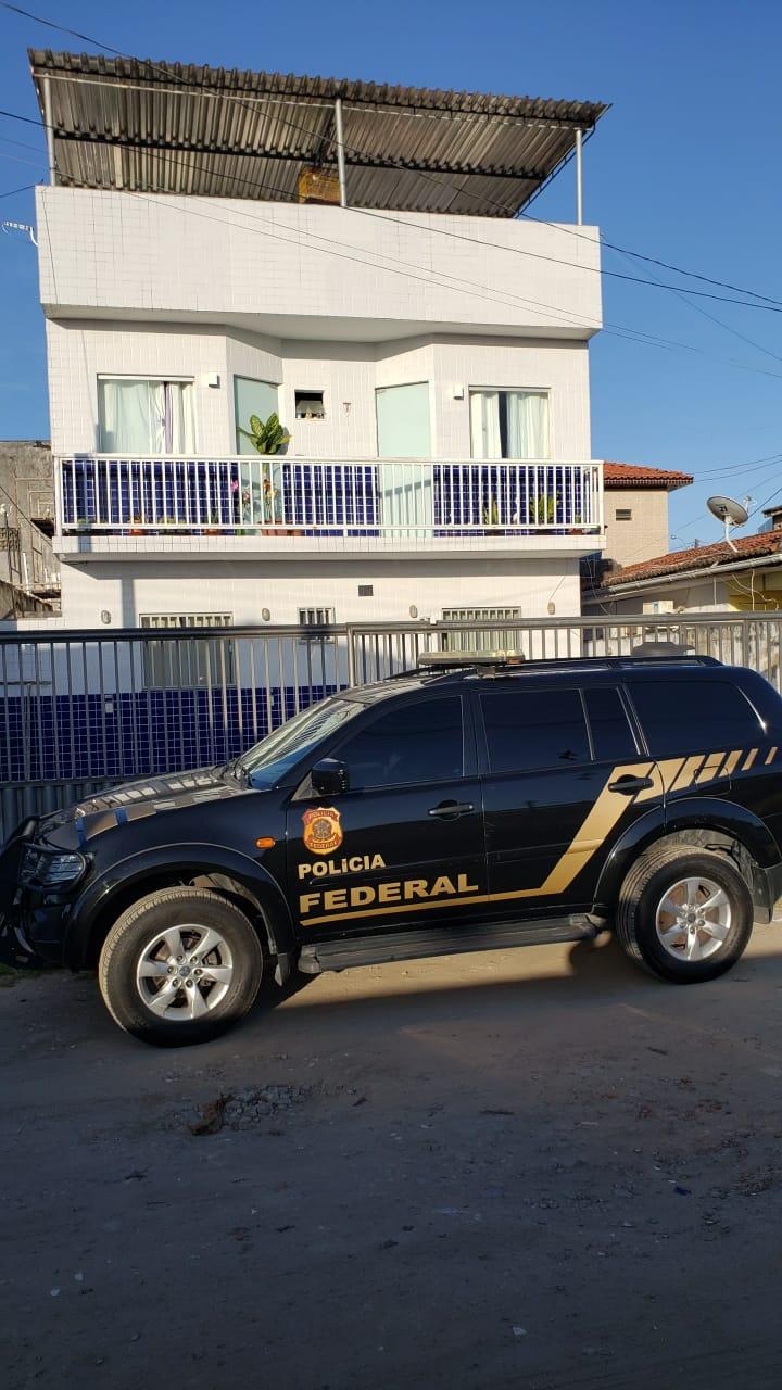 WhatsApp Image 2020 08 27 at 06.51.59 - DROGAS E ARMAS: PF deflagra operação para desarticular facção criminosa da Paraíba
