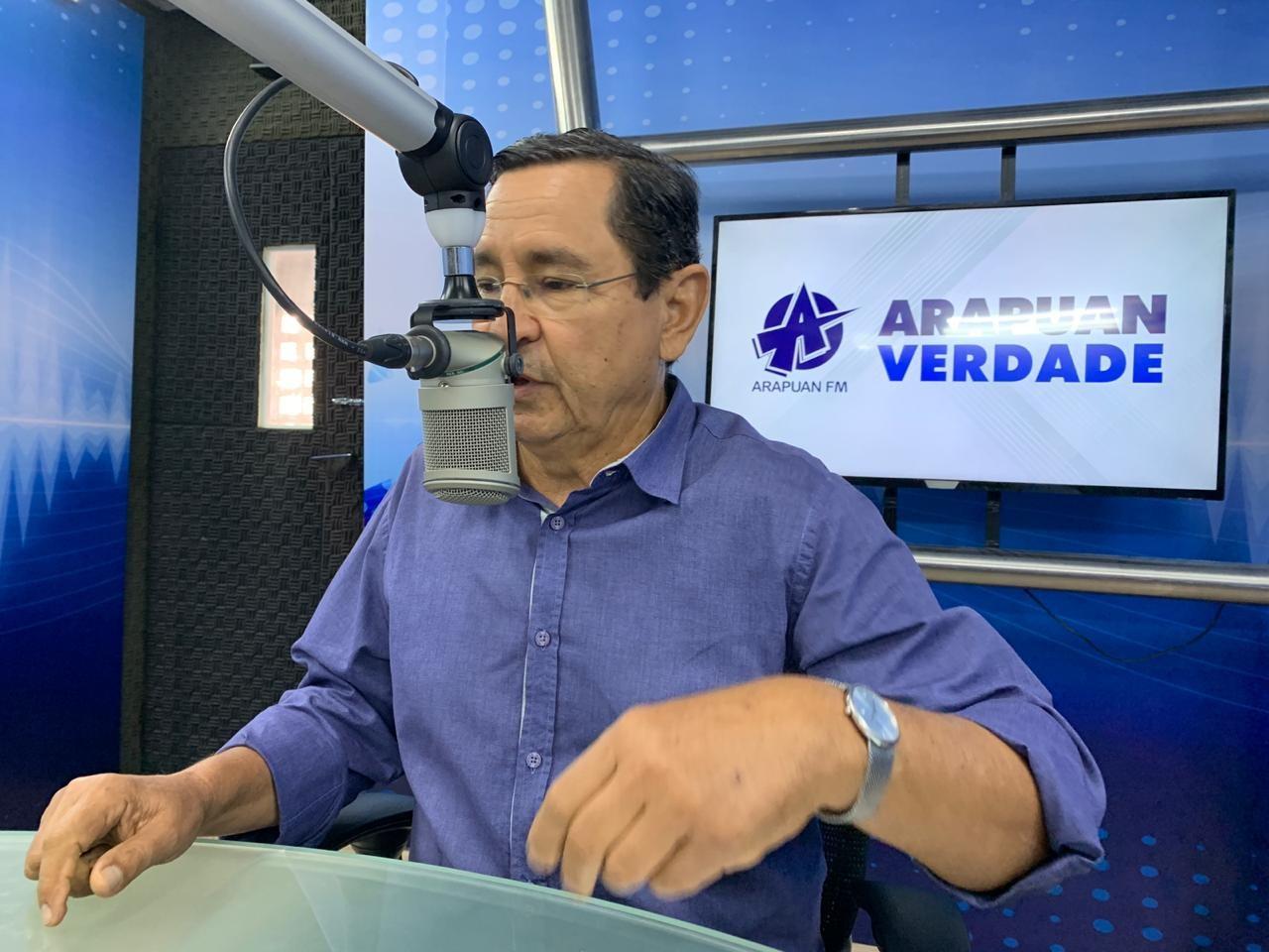 """anísio maia arapuan verdade - 'Não há a menor possibilidade"""", afirma Anísio Maia após rejeitar parceria com Ricardo Coutinho e chamar João Azevedo de parceiro de primeira hora"""