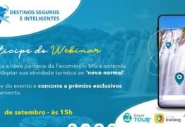 Fecomércio promove webinar de lançamento da parceria com as ferramentas Smart Tour e Smart Tracking