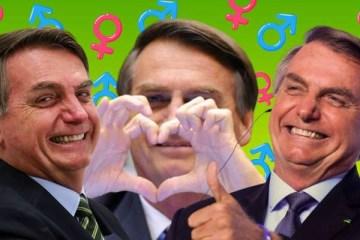 bolsonaro - Bolsosexual ou abolsosexual? Guerra ideológica passa a afetar até a vida sexual de quem ama ou odeia Jair Bolsonaro