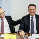 bozo - Ministro da Justiça admite que pasta fez relatório sobre opositores do presidente Bolsonaro