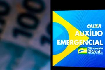 caixa - Governo estuda manter auxílio emergencial com valor menor até março