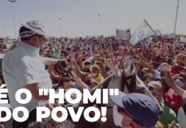 Grupos de WhatsApp endeusam Bolsonaro 'hómi do povo'