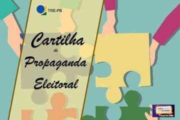 cartilha - TRE-PB lança cartilha com regras sobre Propaganda para as Eleições 2020
