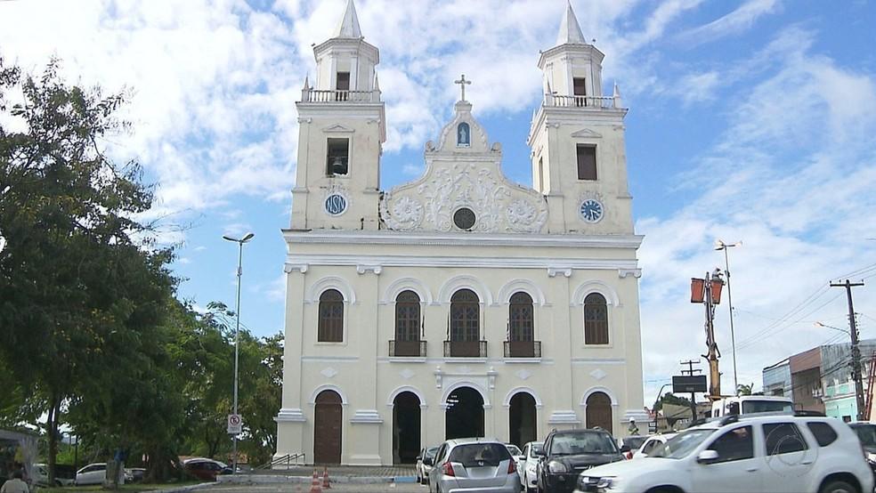 catedral basilica de nossa senhora das neves em joao pessoa - Dia de Finados tem programação religiosa em João Pessoa