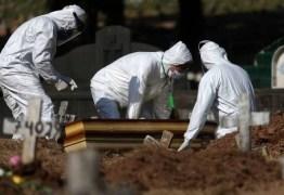 PANDEMIA: Brasil ultrapassa 118 mil mortes por covid-19 com 970 novos óbitos em 24 h