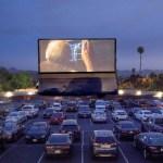 drive in cinema - Após 5 meses sem cinemas, João Pessoa recebe exibições de filmes em 'drive-in'